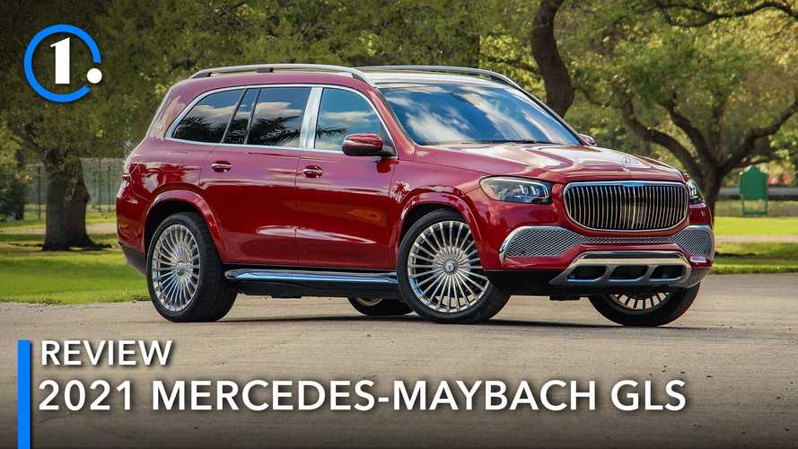 2021 Mercedes-Maybach GLS 600 Review: Diamond Lipstick
