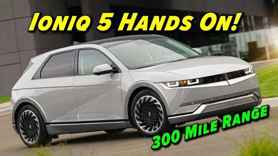 2022 Hyundai Ioniq 5 For U.S. - Videos Galore