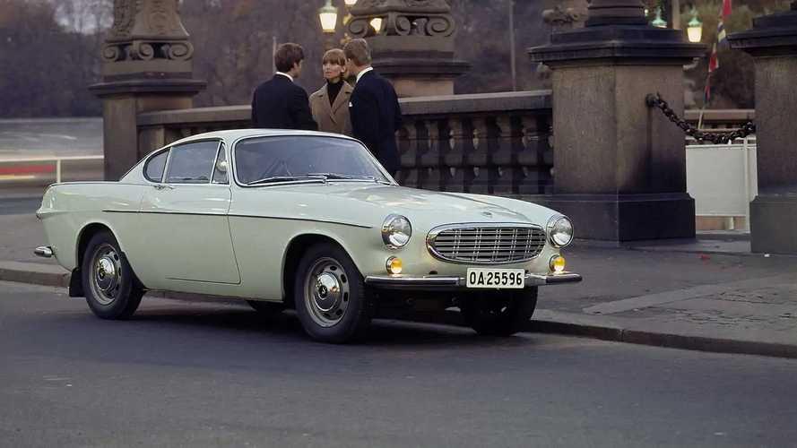 Volvo P1800: el coupé nórdico cumple 60 años