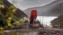 Volvo Trucks FH a guida autonoma in Norvegia