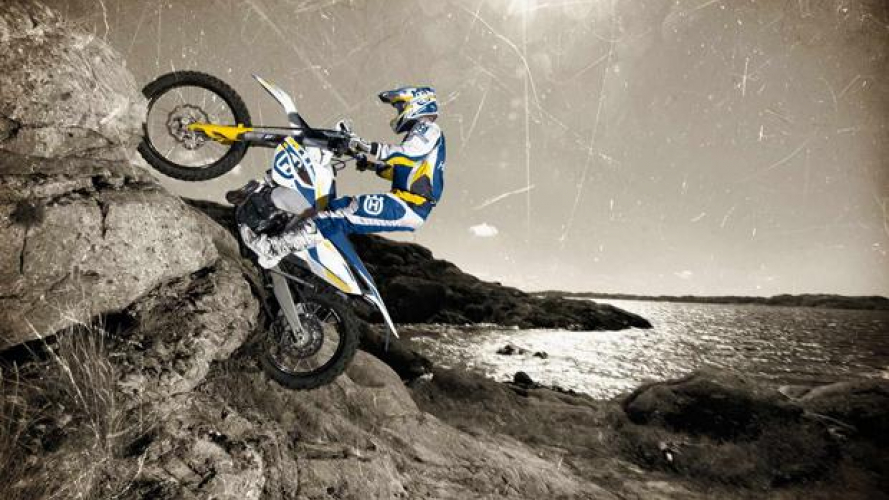 Husqvarna: Test Ride gamma 2014