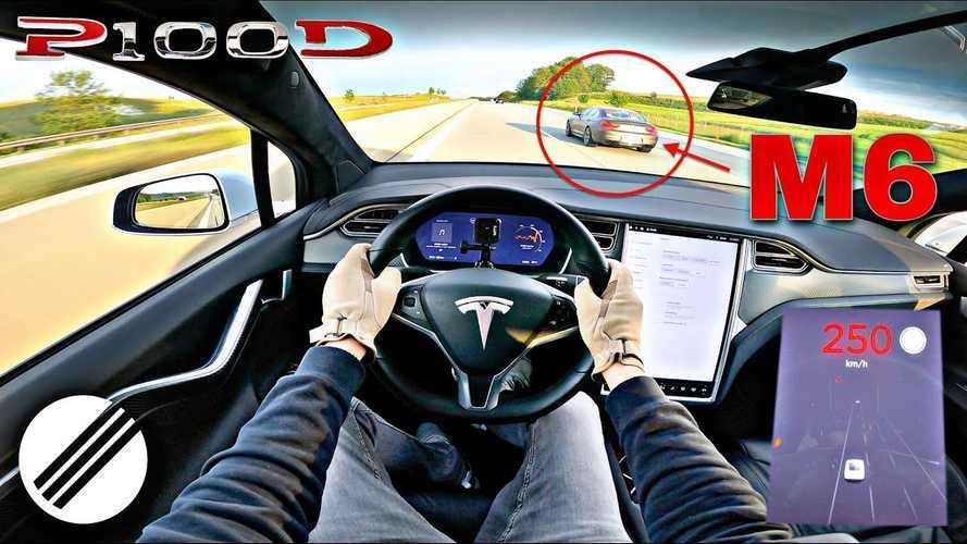 Vidéo - Le Tesla Model X poussé dans ses retranchements