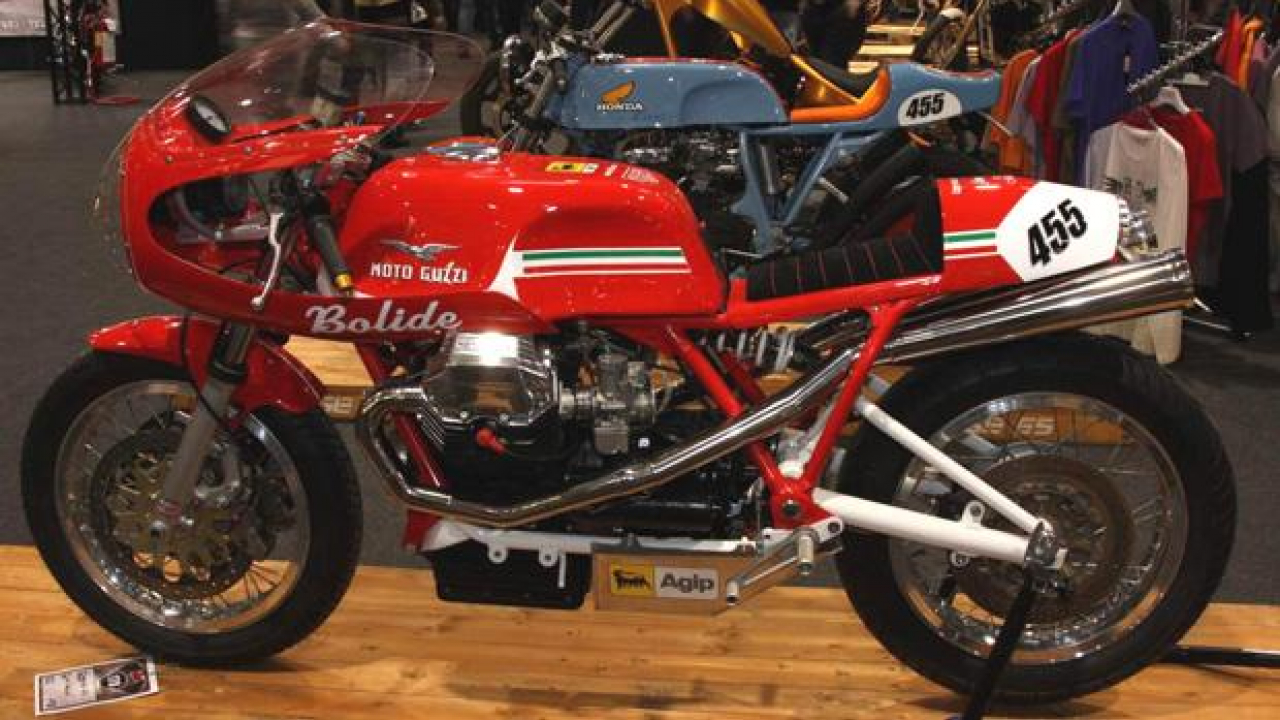 Garage 65 al Motor Bike Expo 2014