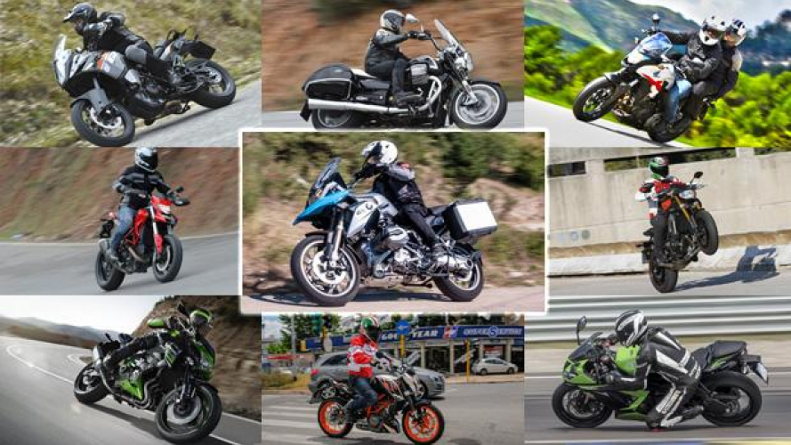 La Top Ten Moto del 2013