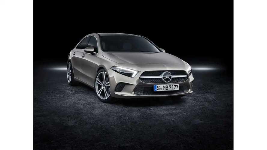 Mengenal Mercedes-Benz A 200 Sedan Progressive Line