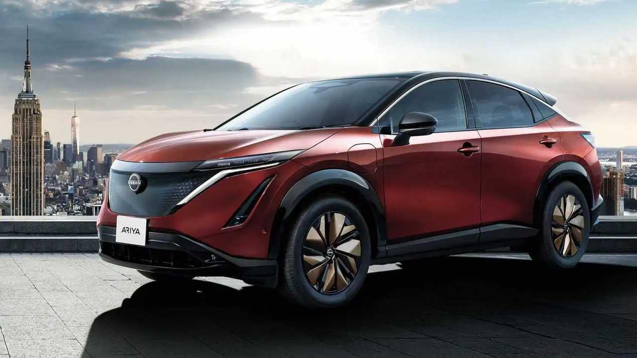 Nissan Ariya: Startet nicht Mitte 2021, sondern frühestens im Winter
