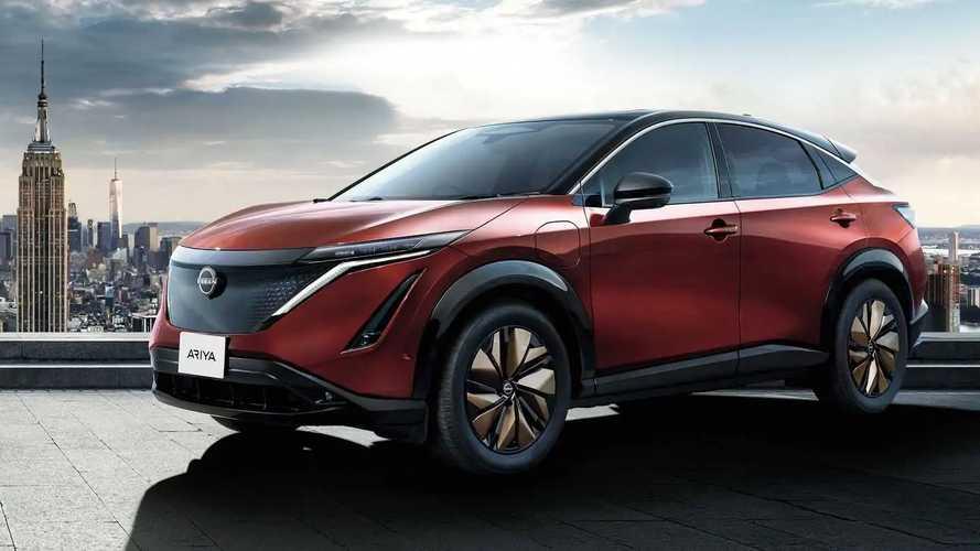 Nissan Ariya: Start wegen globalem Chip-Mangel verschoben