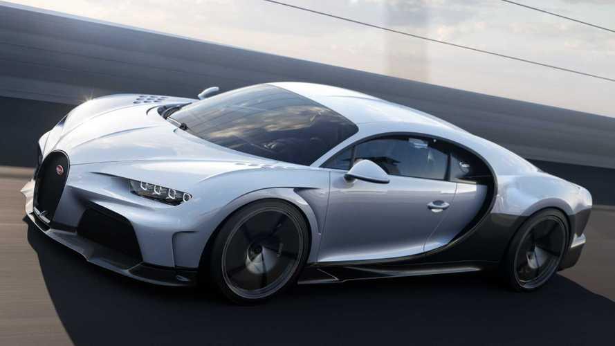Bugatti Chiron Super Sport Revealed As The Ultimate 273-MPH Grand Tourer