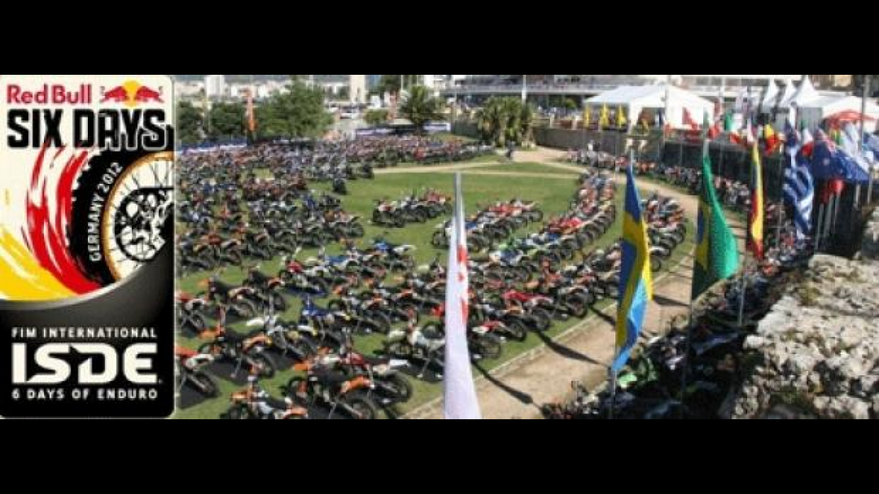 ISDE 2012: Enduro Six Days Germania