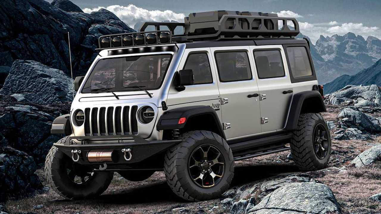 Jeep rules out off-road minivan.