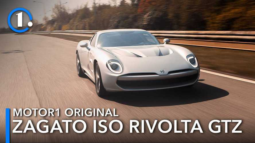 Iso Rivolta GTZ: Proof That The Gran Turismo Has Traveled Through Time
