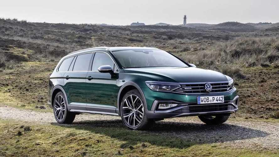 Volkswagen Passat Alltrack для России