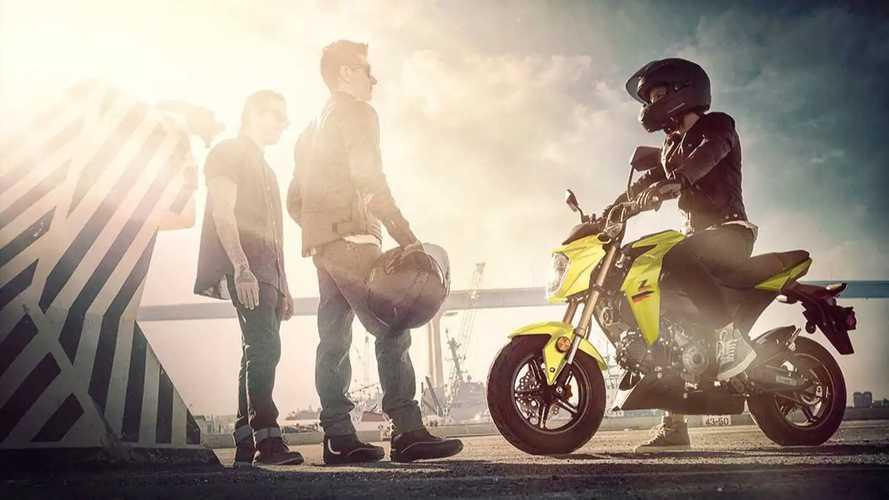 Kawasaki Launches 2022 Z125 Pro Mini Bike