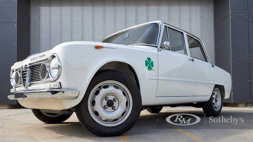 Alfa Romeo Giulia TI Super (1964)