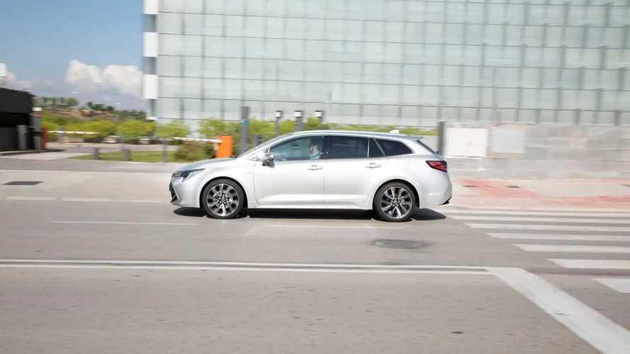 Prueba Toyota Corolla Touring Sports 180H Advance