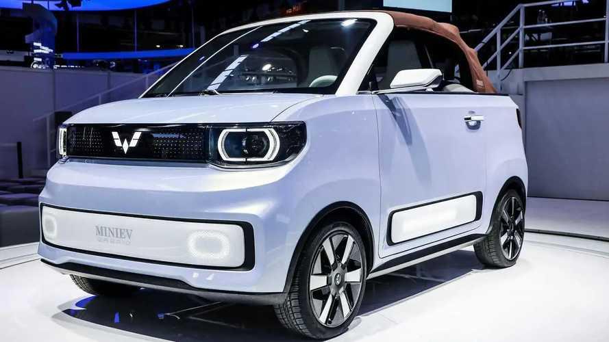 Este eléctrico cabrio de China llegará a algunos países de Europa