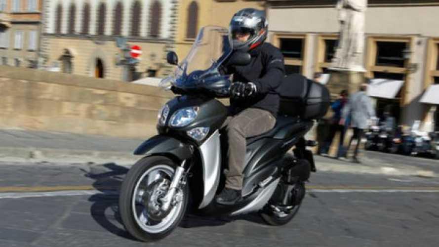 Yamaha: incentivi di primavera