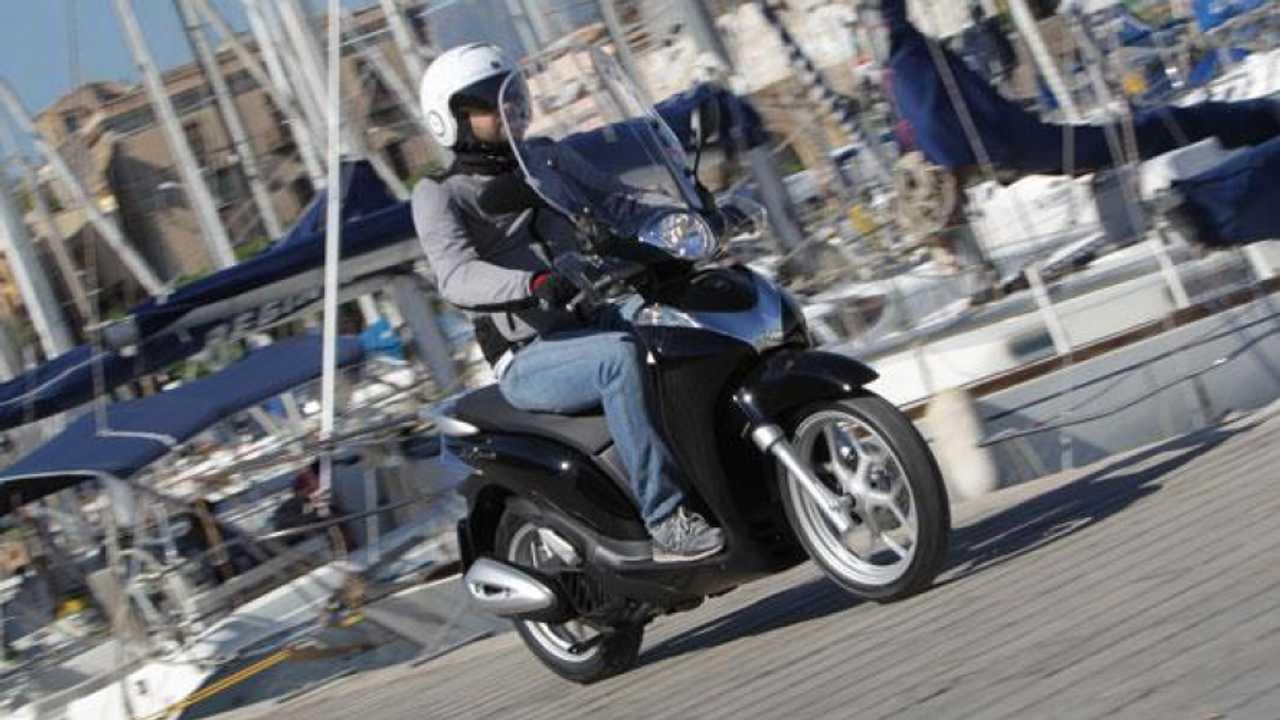 Honda SH Mode 125 2013 – TEST