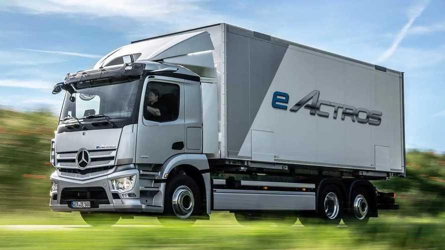 Mercedes-Benz eActros (2021)