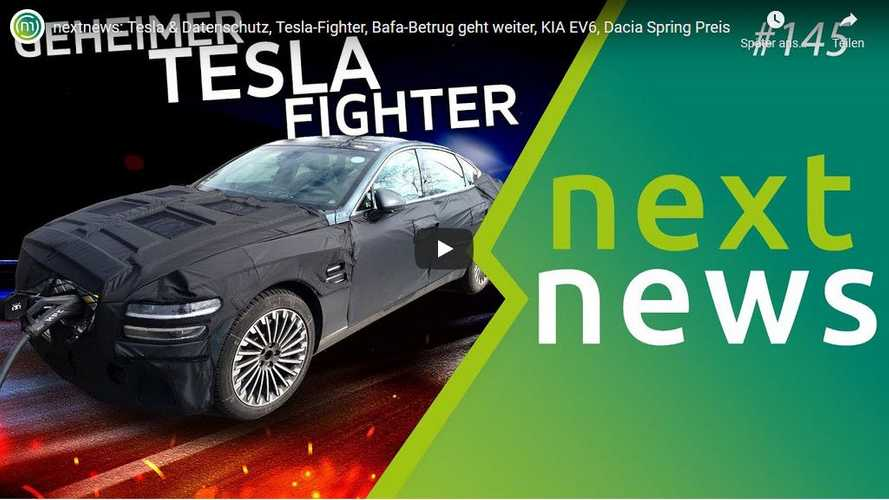 Nextnews #145: Video zu den Elektroauto-Neuheiten der Woche
