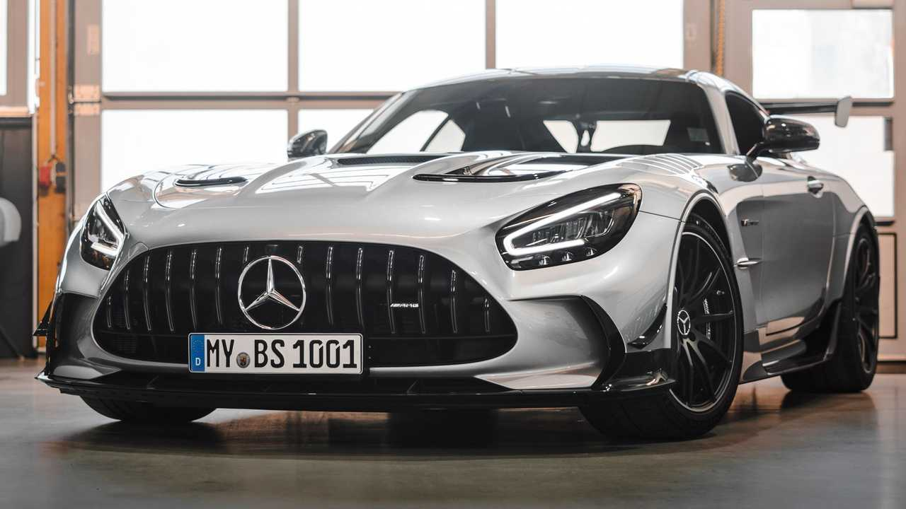 Opus Automotive bringt den Mercedes-AMG GT Black Series auf hanebüchene 1.111 PS
