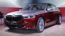 BMW i4 M Sport und Sonderedition des 7er debütieren in Shanghai