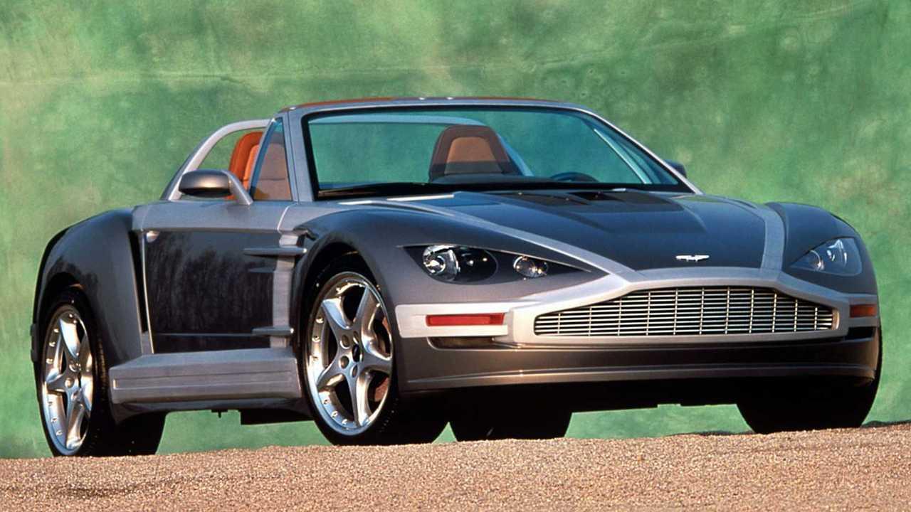 Aston Martin Twenty Twenty par Italdesign
