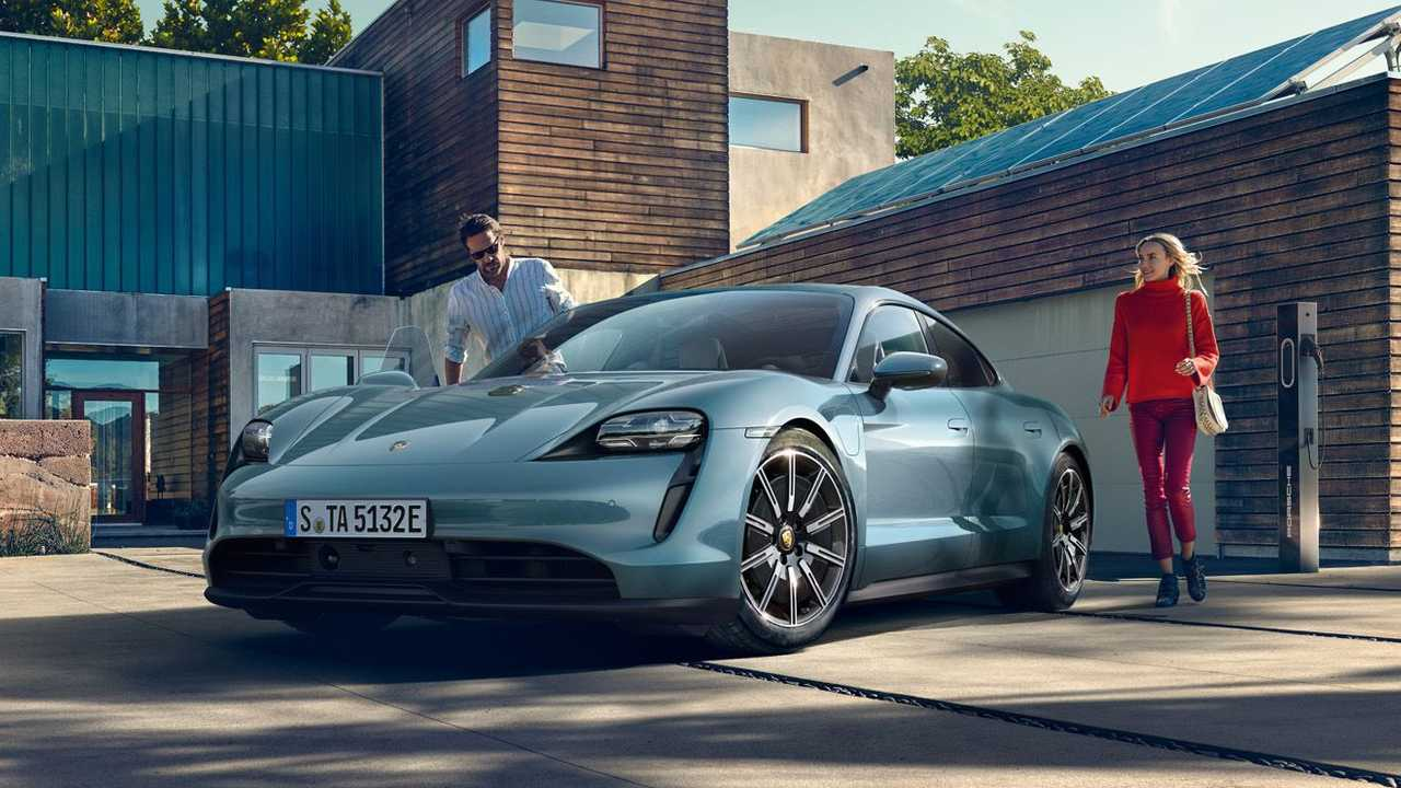 The Porsche Taycan is now available through the automaker's subscription and rental service.