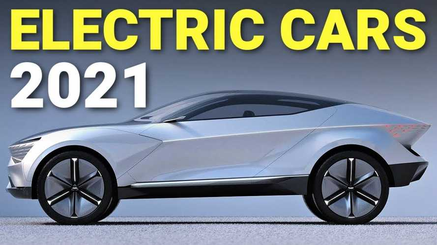 Top 10 New Electric Vehicles To Pay Attention To In 2021