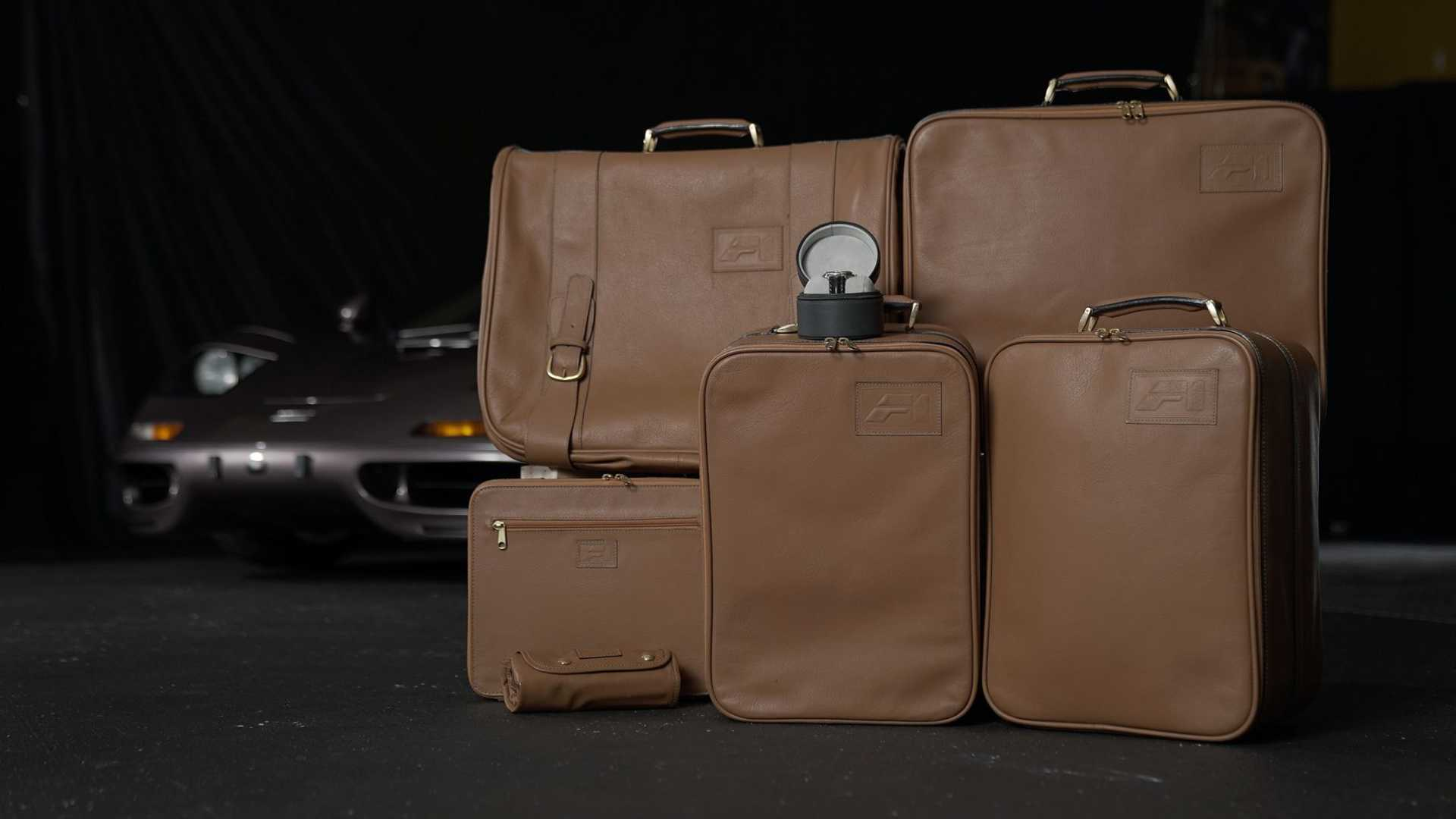 1995 McLaren F1 Gooding And Company Auction 2020 Luggage Low