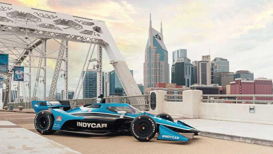Canossa Announces Nashville Road Rally Ahead Of IndyCar Race