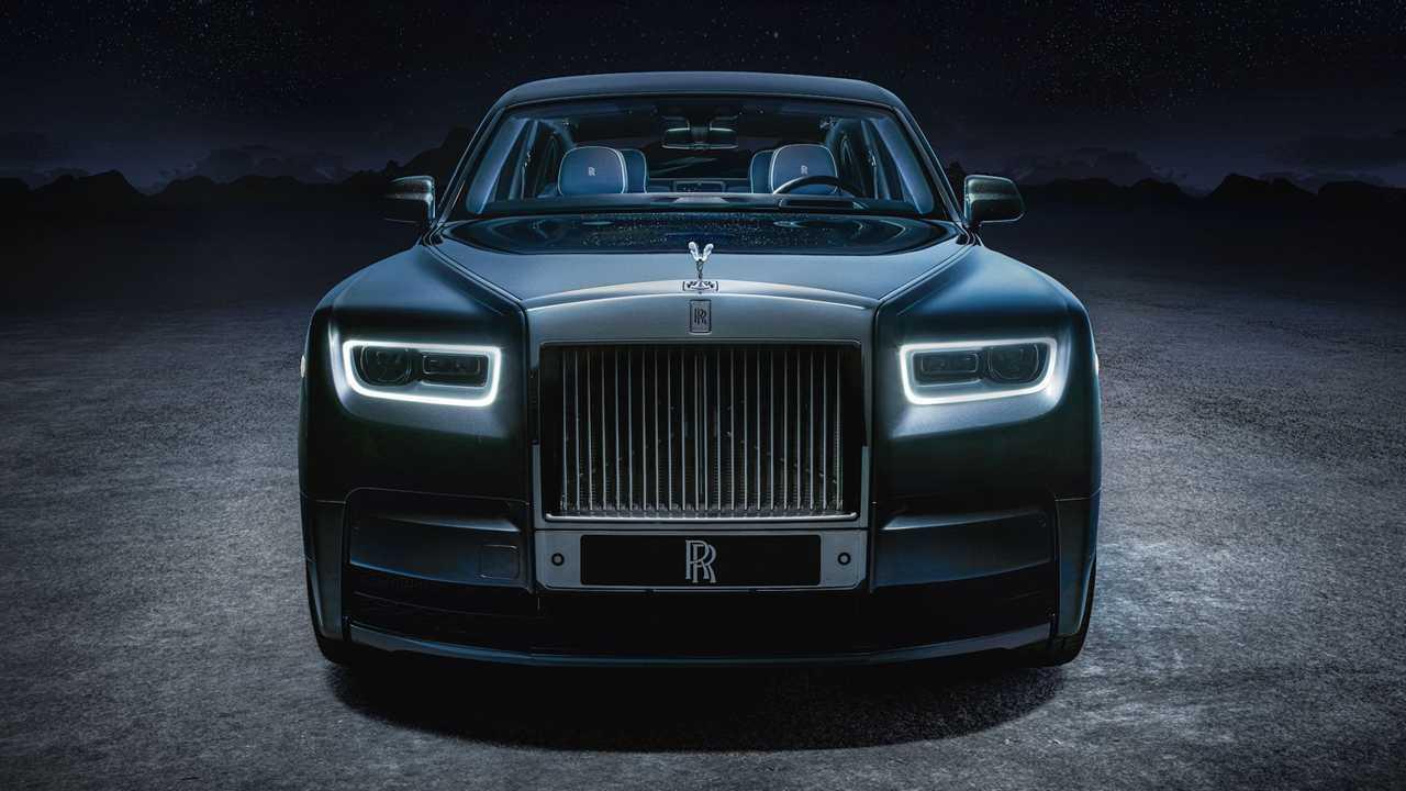 Rolls-Royce Phantom Tempus Ön Cephe