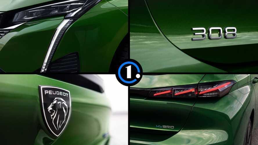 Nouvelle Peugeot 308 - 10 infos  à retenir !