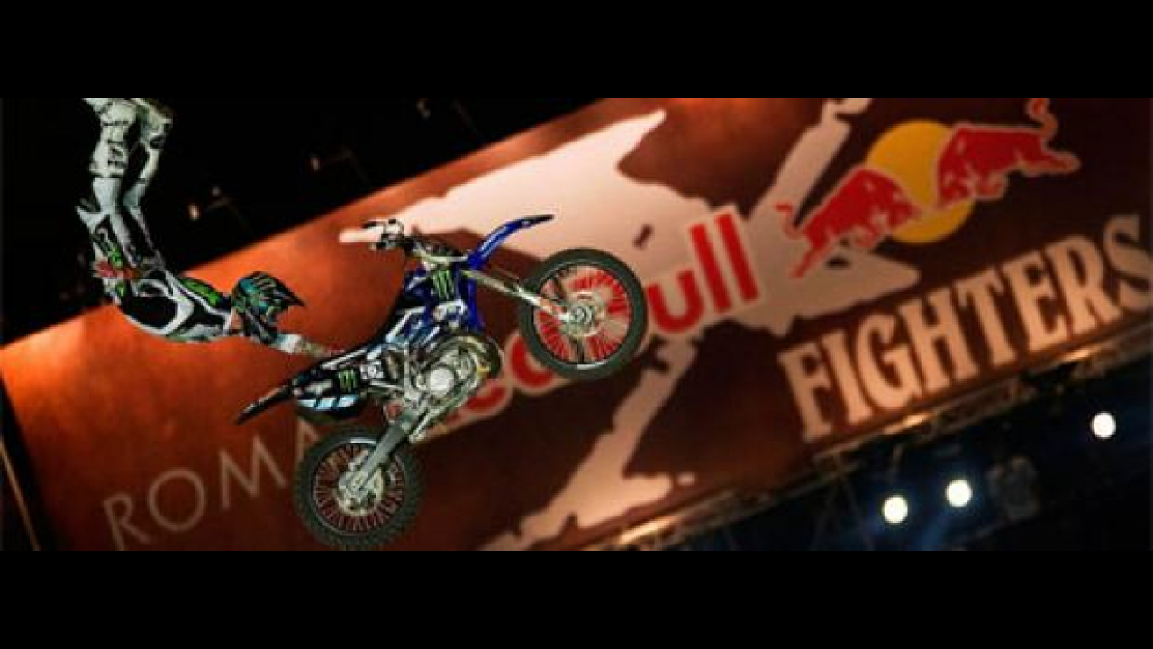 Red Bull X-Fighters 2010: Roma la Capitale dei