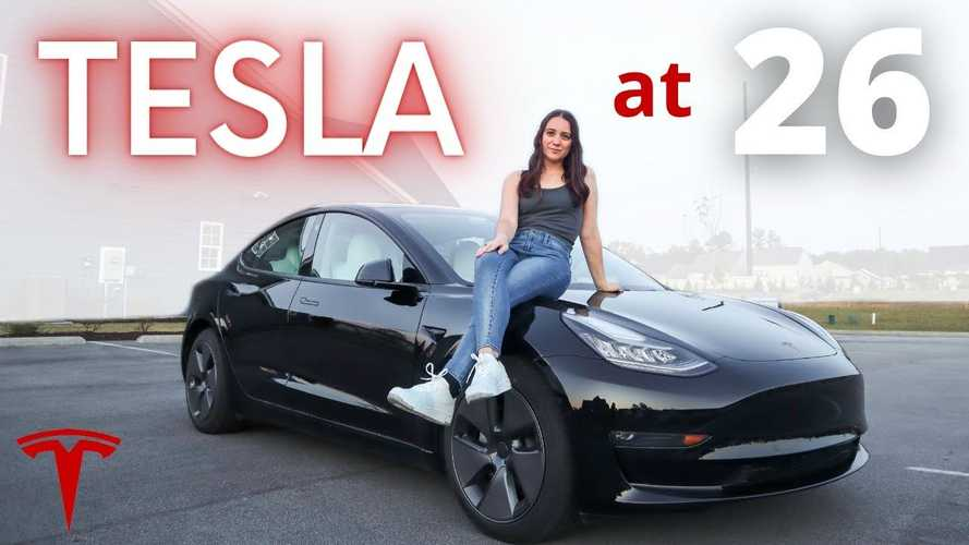Here's How I Bought A Tesla At Age 26