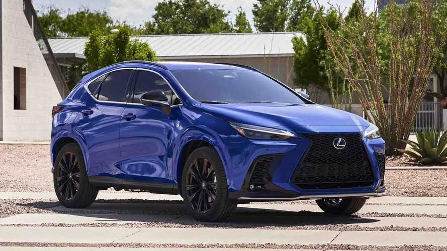 Novo Lexus NX 2022 é o 1° híbrido plug-in da marca; veja detalhes