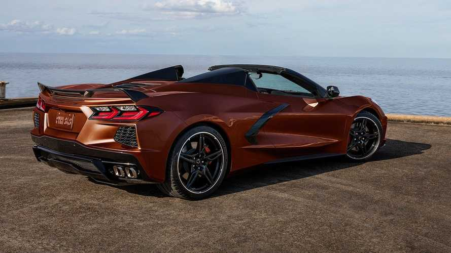 2022 Chevy Corvette Price Sheet Shows Increase For Z51, Other Options