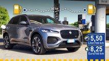 Tatsächlicher Verbrauch: Jaguar F-Pace als Plug-in-Hybrid im Test
