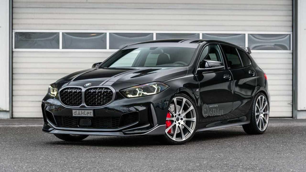 Tuner Dähler hat den neuen BMW 128ti schneller gemacht