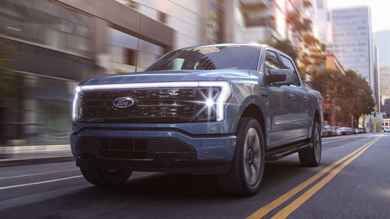 Ford F-150 Lightining debutto