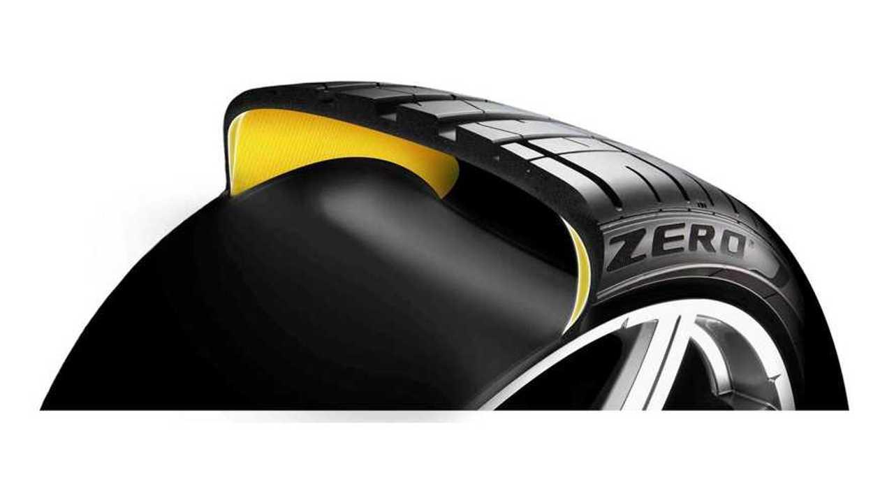 Pirelli P Zero Run Flat