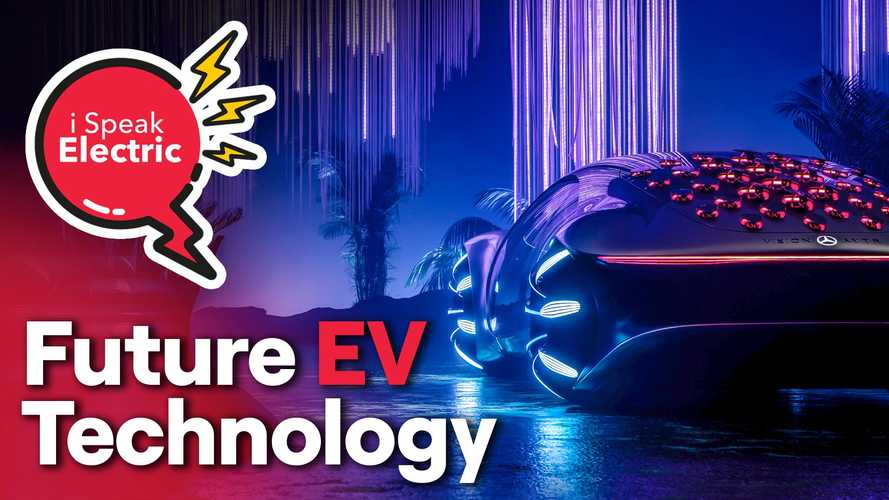 This Is The Future Of EV Technology...Maybe