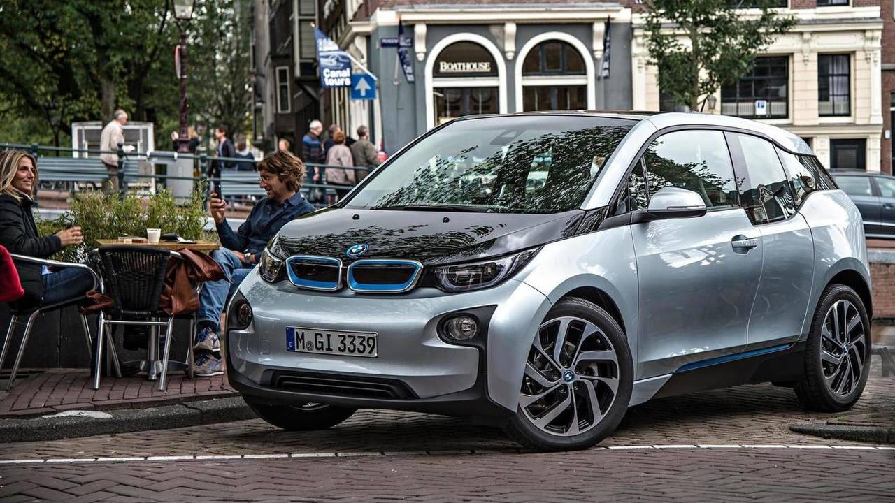 2017 World Urban Car: BMW i3