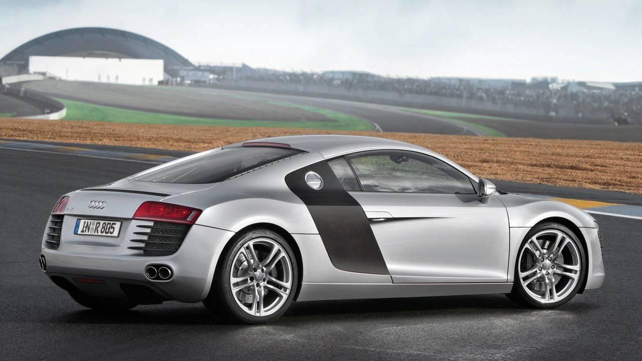 2008 World Performance Car: Audi R8