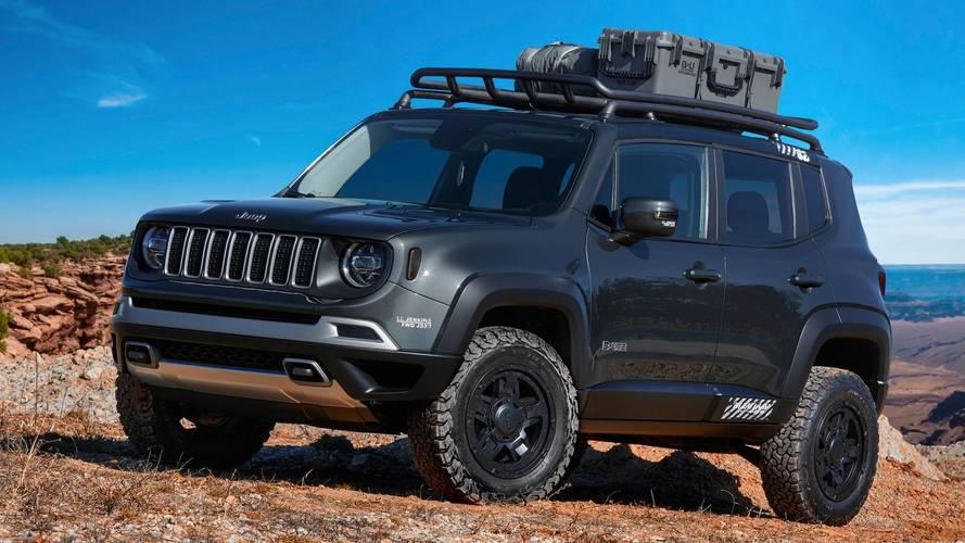 Jeep revela 7 conceitos inéditos para o Easter Safari 2018 em Moab