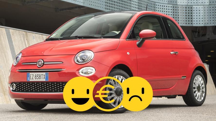 [Copertina] - Promozione Fiat 500, perché conviene e perché no