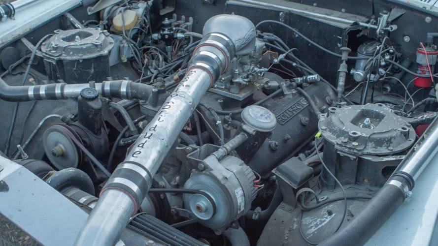 Rolls Royce Silver Shadow, Hot rod