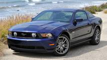 2010: Ford Mustang  GT