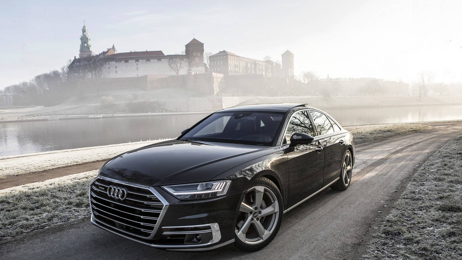 Find Out How Quick The V GasPowered New Audi A Is - A8 audi