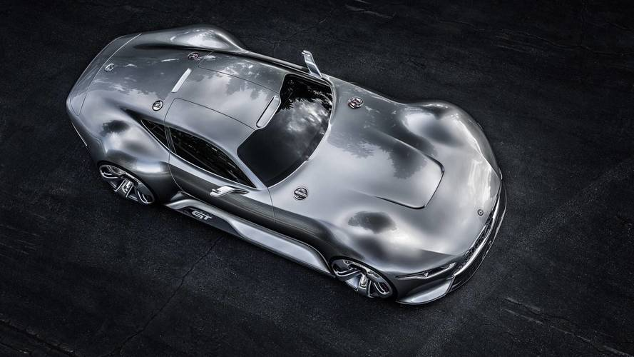 2013 Mercedes AMG Vision Gran Turismo Konsepti